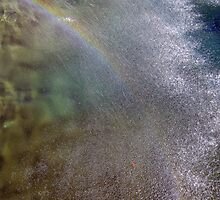 Water Rainbow by sstarlightss
