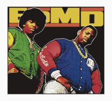 HIP-HOP ICONS: EPMD - STRICKLY BUSINESS by SOL  SKETCHES™