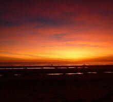' Wonder Of Colour'- Sunset on Cable Beach Broome by Mowday