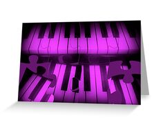Play me a piece!!! © Greeting Card