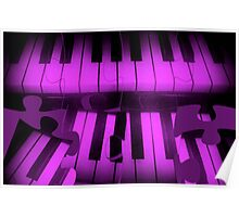 Play me a piece!!! © Poster