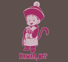 Kid Gohan (pink) by MissCake