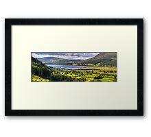 Bassenthwaite Lake Framed Print