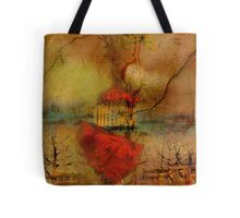 Sailing toward the Lonely Hearts Club Tote Bag