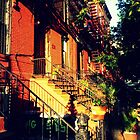 a nyc street  by ShellyKay