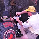 Remembering those who served - Vietnam Veteran's Memorial by michael6076