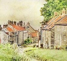 The Village Street by patrixpix