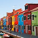 Brilliant Burano by Drew Walker