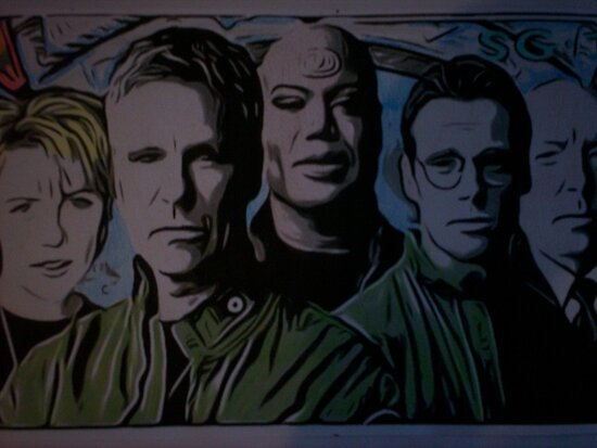 Stargate SG1 Image by chrisjh2210