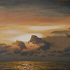 Kuredu Sunset 2 by Paul Fearn
