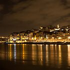 Ribeira, Oporto, Portugal by Helder Ferreira