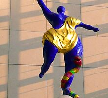 MONDE by Niki de Saint Phalle by bubblehex08