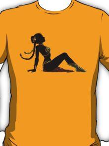 Slave Girl Mudflap T-Shirt