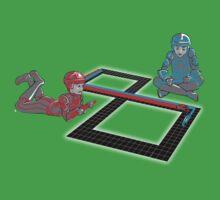 Tron Slot Light Cycles Kids Clothes