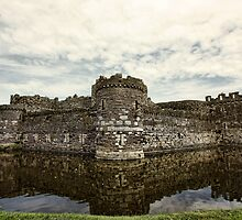 Beaumaris Castle by Julesrules