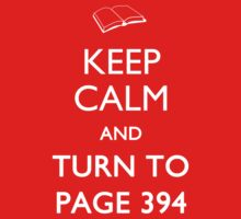 Keep Calm Page 394 by StevePhoenix