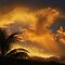 Stormy Sunset 2 by Leon Heyns
