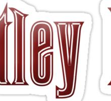 Motley Lue Sticker