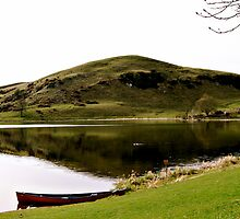 Lough Gur by Gregoria  Gregoriou Crowe