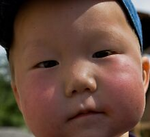Curious, cute Kyrgyz kid... by Gillian Anderson LAPS, AFIAP