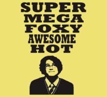 Super mega foxy awesome hot! Kids Clothes