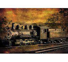 V & T Railroad  Photographic Print