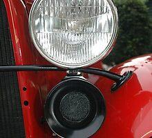 fire truck horn&lamp by dabadac