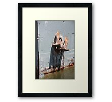 St. MARYS CONQUEST ANCHOR Framed Print