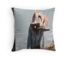 St. MARYS CONQUEST ANCHOR Throw Pillow