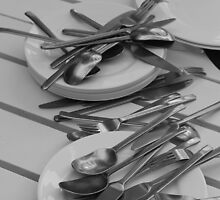 spoons and forks by chefsarabjeet