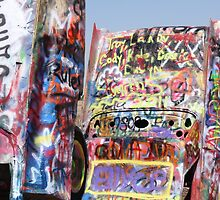 Cadillac Ranch by sarahbond