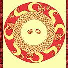 Celtic Sunspots by redqueenself