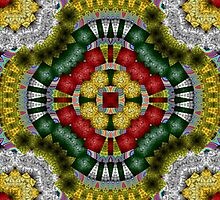 Visions of Chaos -- Quetzalcoatl by Hypnogoddess