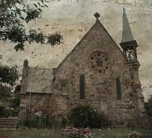 Catholic Church Carcoar by garts