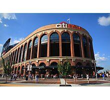 Citi Field - New York Mets Photographic Print