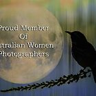 Proud Member Australian Women Photographers by Eve Parry
