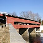Smith's Covered Bridge by enyaw