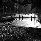 Old Man On Street by Noel Elliot