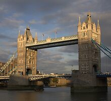 Tower Bridge by RSMphotography