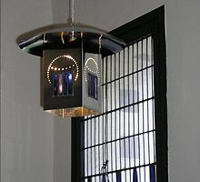 Mackintosh Lightshade & Window by MagsWilliamson