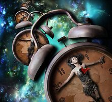 Time Will Reveal the Dreams of your Heart by Luke Griffin
