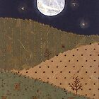 Harvest Moon #2 by Lynn Evenson