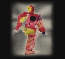 Metal Man Tee by Vincent Gitto