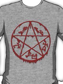Bloody Devil's trap T-Shirt