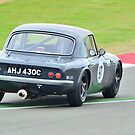 Lotus Elan 26R by Willie Jackson