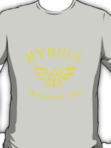 Hyrule Explorers Club Dark T-Shirt