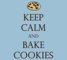 Keep Calm and Bake Cookies T-Shirt