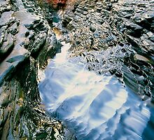 Hancock Gorge, Western Australia by Kevin McGennan