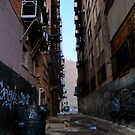 Alley Way by John Cruz