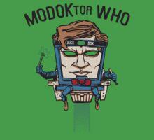 MODOKtor WHO Kids Clothes